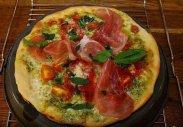 рецепт Пицца с помидорами от Юлии Высоцкой