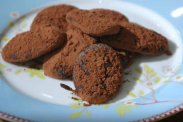 рецепт Шоколадные конфеты с малиной