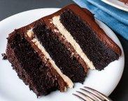 рецепт Шоколадно кофейный торт