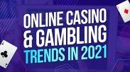 рецепт Игры: Тенденции онлайн-казино 2021 года