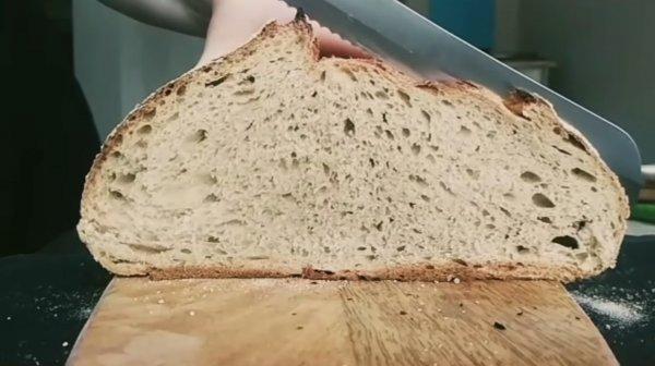 Как приготовить хлеб на закваске рецепт с фото